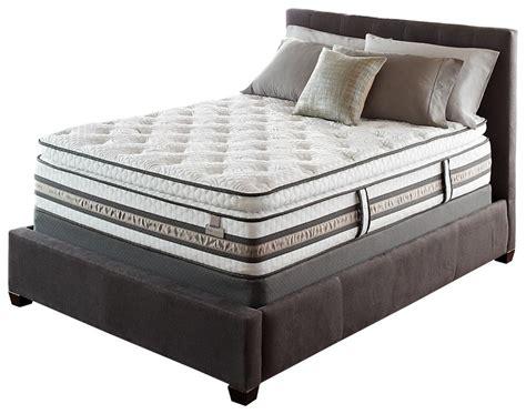best cing mattress serta iseries merit pillow top king mattress hybrid