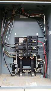 Help Installing Nema 14-50 In Garage
