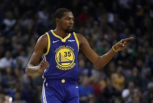 Kevin Durant Fined $25K For Abusive Language Toward Fan