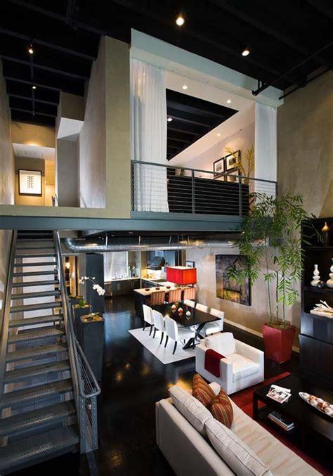 7 Inspirational Loft Interiors by 25 Best Ideas About Modern Lofts On Modern