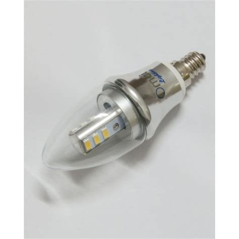 led candelabra bulb daylight dimmable 6 pack omailighting