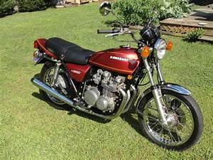 1977 Kawasaki Kz650 B1