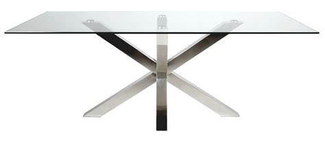 table ronde de cuisine table verre design