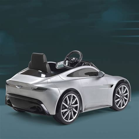 aston martin electric car ride  ride  toy cars