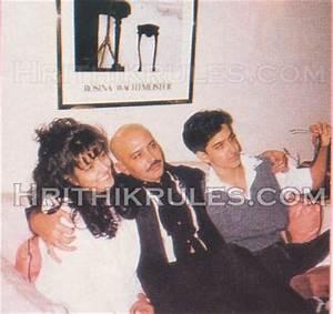 Hrithik Roshan's childhood pic - Bollywood : Janubaba.com