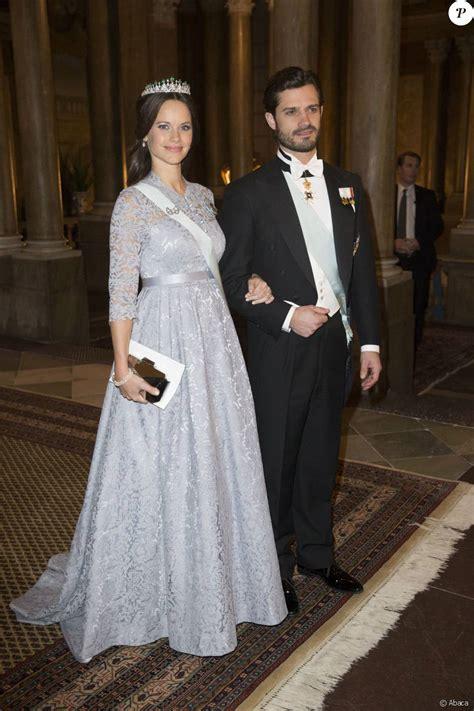 Royals & Style: Dîner au palais royal, Stockholm