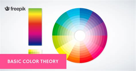 basic color theory freepik