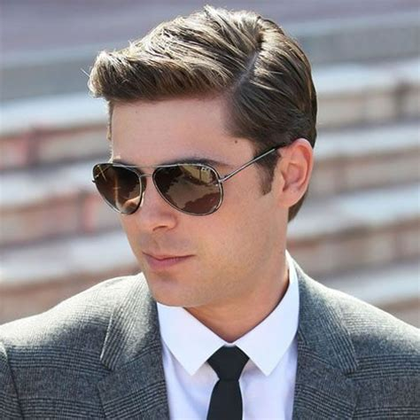 side part haircut classic gentlemans hairstyle guide