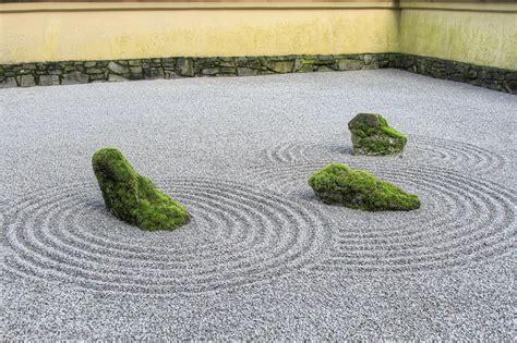 zen sand garden japanese zen sand garden stock image image of parks