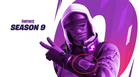 newest fortnite promotional image hints  map