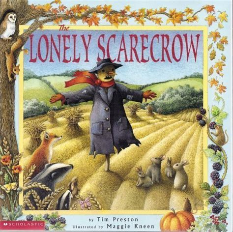 the lonely scarecrow by tim 593   61dRa3nw4BL