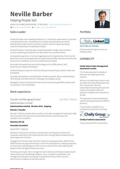 Managing Director Resume Sle by Founder And Managing Director Resume Sles Templates