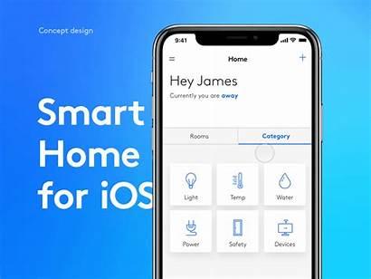 Smart App Ios Ui Task Ux Dribbble