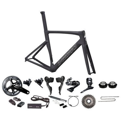 specialized s works venge disc frame shimano dura ace r9170 di2 disc groupset kit 2019 lordgun