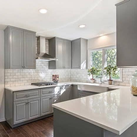 How To Design A Timeless Kitchen  Kitchen Colors  Grey