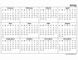2015 calendar template sadamatsu hp for Hp calendar templates