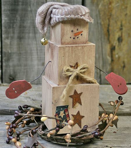 scrap easy wood christmas crafts wood