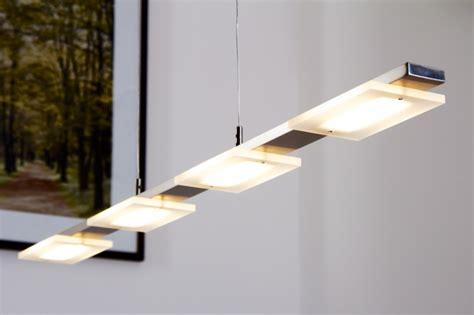 le suspension plafonnier moderne led lustre 201 clairage de cuisine chrome 77326 ebay