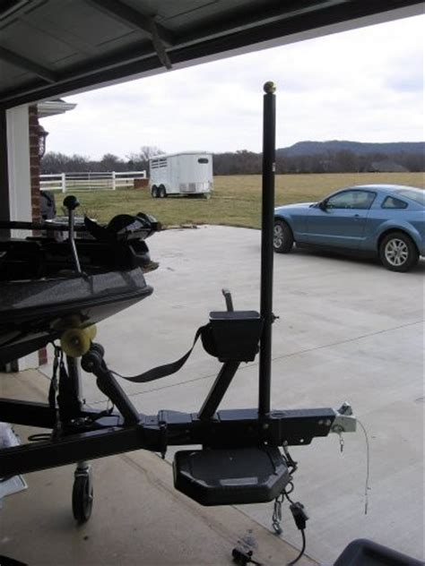 Tracker Boat Trailer Steps by Trailer Step With Pole