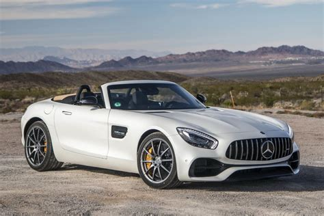 Mercedes Amg Gt Picture by Mercedes Amg Gt Roadster 2016 Pictures 1 Of 38