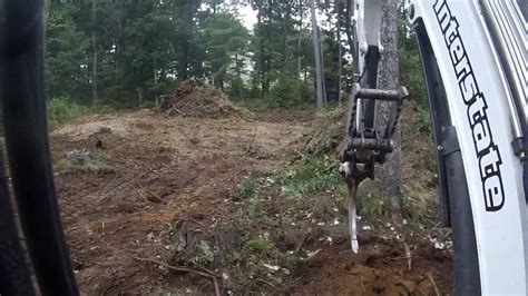 mini excavator  ripper attachment youtube