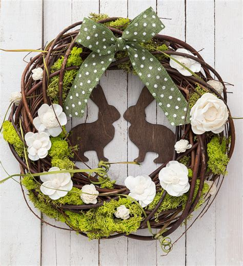 easter wreaths for front door items similar to easter wreaths for front door