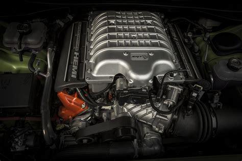 hellcat engine 2015 dodge challenger srt hellcat first test motor trend