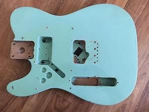 Left Handed/Lefty Fender Telecaster Body | Reverb