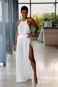 venus wedding dresses keke palmer evening sandals heels lookbook stylebistro