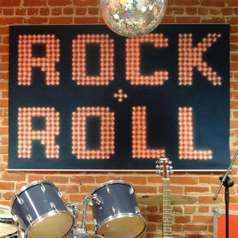 Wall Murals Rock And Roll by Rock And Roll Wall Mural Pbteen