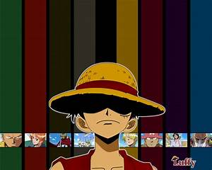 Luffy Angry Wallpaper - One Piece Anime Wallpaper