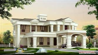 Luxury Home Design Plans Beautiful Luxury Villa Design 4525 Sq Ft Kerala Home Design And Floor Plans