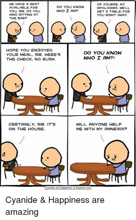 Cyanide And Happiness Memes - 25 best memes about rush rush memes