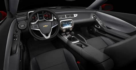 Camaro 2013 Interior by Chevy Mylink Finally Makes Its Way To The 2013 Camaro Gm