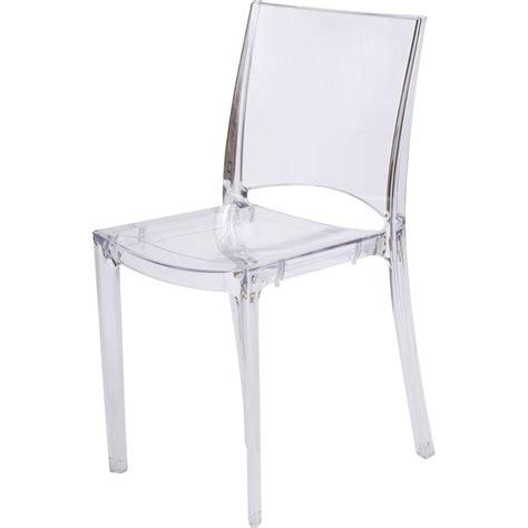 chaise transparente pas cher le monde de l 233 a