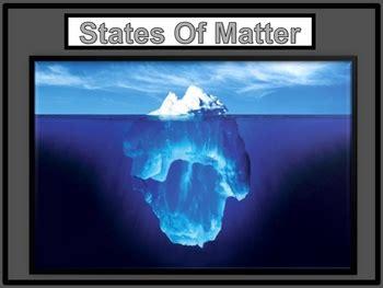 solids liquids  gas states  matter powerpoint