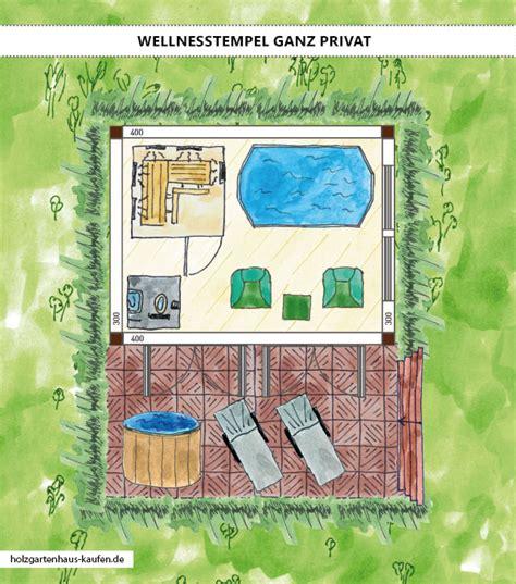 Whirlpool In Gartenhaus by Der Traum Eigenes Wellnessgartenhaus Planen Und