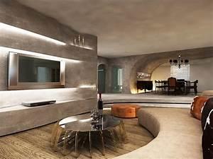 Unique, Interior, Design, By, Gad, Architecture
