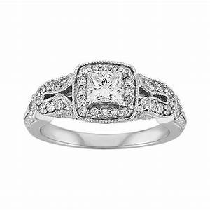 fred meyer jewelers 1 ct tw diamond engagement ring With fred meyer wedding rings