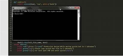 Python Netstat Windows Advanced Using
