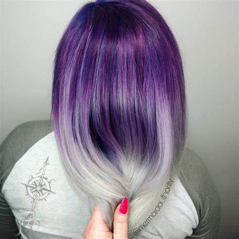 Purple Hair 944 Free Hair Color Pictures