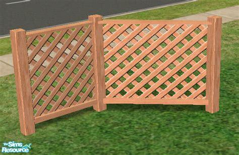Low Garden Trellis by Simaddict99 S Trellis Garden Low Fence Blond