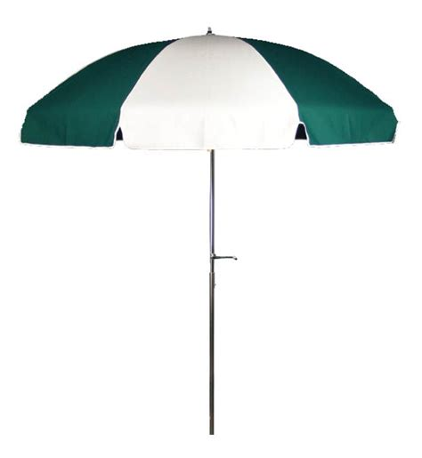 7 1 2 diameter patio forest green white commercial