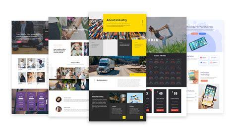 Creation Website by Best Free Website Builder Software 2019