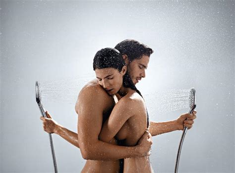 Taking Shower - survey by hansgrohe about global showering habits
