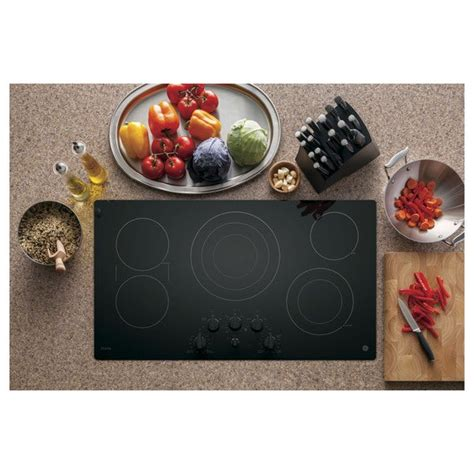 shop ge profile   electric cooktop  shipping today overstock