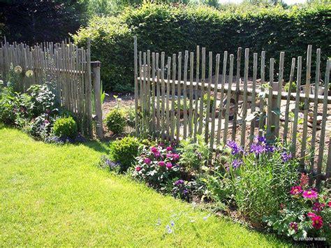 Garten Gestalten Zaun by Selbstgemachter Zaun Garten Zaun Garten Garten Ideen