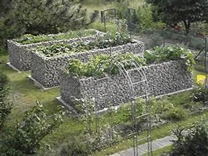 Hochbeet Mit Steinen : hochbeet stein gabionen modern praktisch und g nstig ~ Whattoseeinmadrid.com Haus und Dekorationen