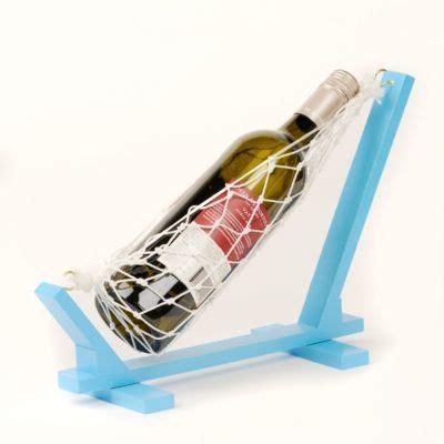 blue wine holder hammock wine holder wine rack kirklands