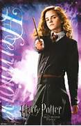 Emma Watson Harry Potter Poster